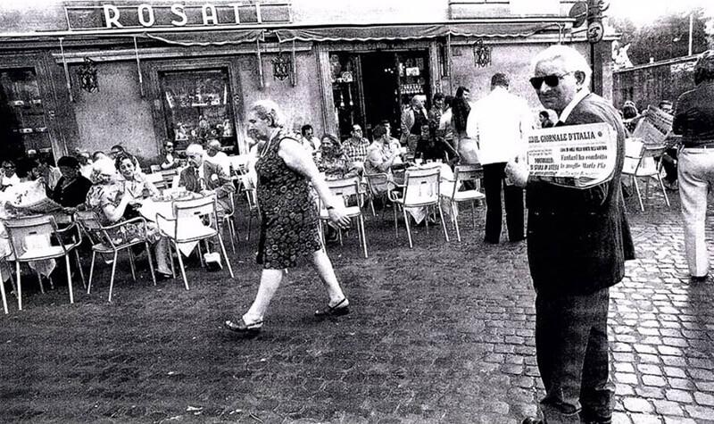 Risultato immagini per caffe' rosati a roma